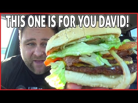 Ultimate Double Whopper With Cheese Review From Hungry Jacks - What a great Burger!