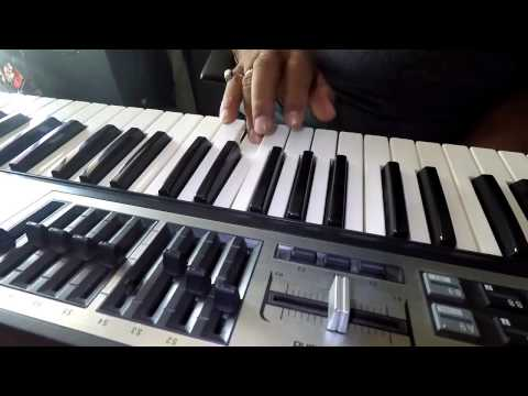 How to play hindi songs on a Keyboard 02