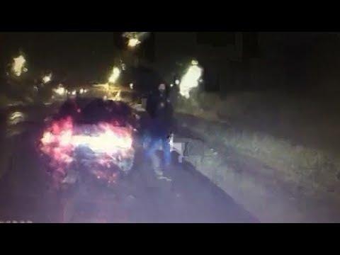 Губкинец с автоматом Калашникова напал на оскольчанку