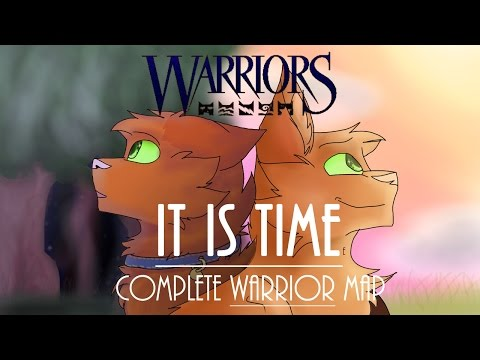 [COMPLETE] It Is Time Warriors MAP...