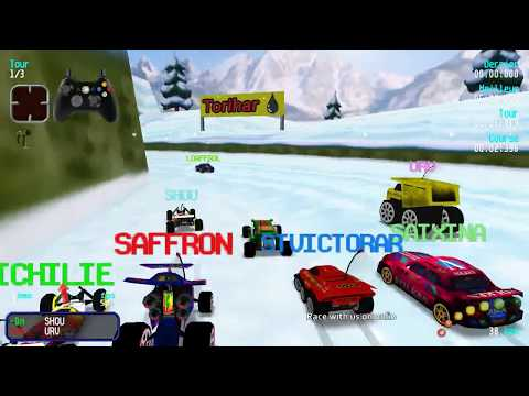 Re-Volt - Rookies class' cars (streamed session) - 7 november 17