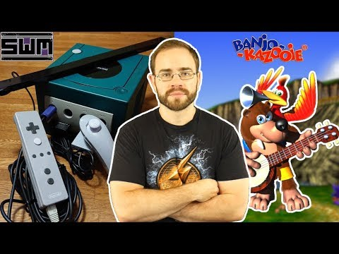 Banjo-Kazooie Trademark Appears Online And An Old Nintendo Revolution Prototype Is Found   News Wave