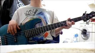 Suemitsu & The Suemith - Allegro Cantabile (Nodame Cantabile OP) Bass Cover