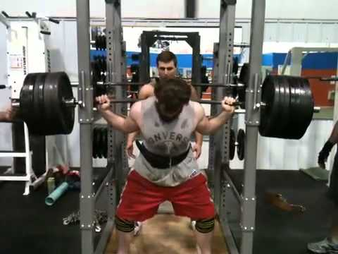 Squat 725 Youtube