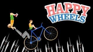A QUEDA DE TOMMY! - HAPPY WHEELS thumbnail
