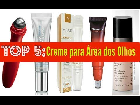 TOP5: CREME PARA ÁREA DOS OLHOS |VEDA #19
