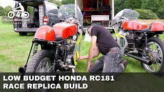 Classic Racing Motorbike Build - Honda RC181 Race Replica