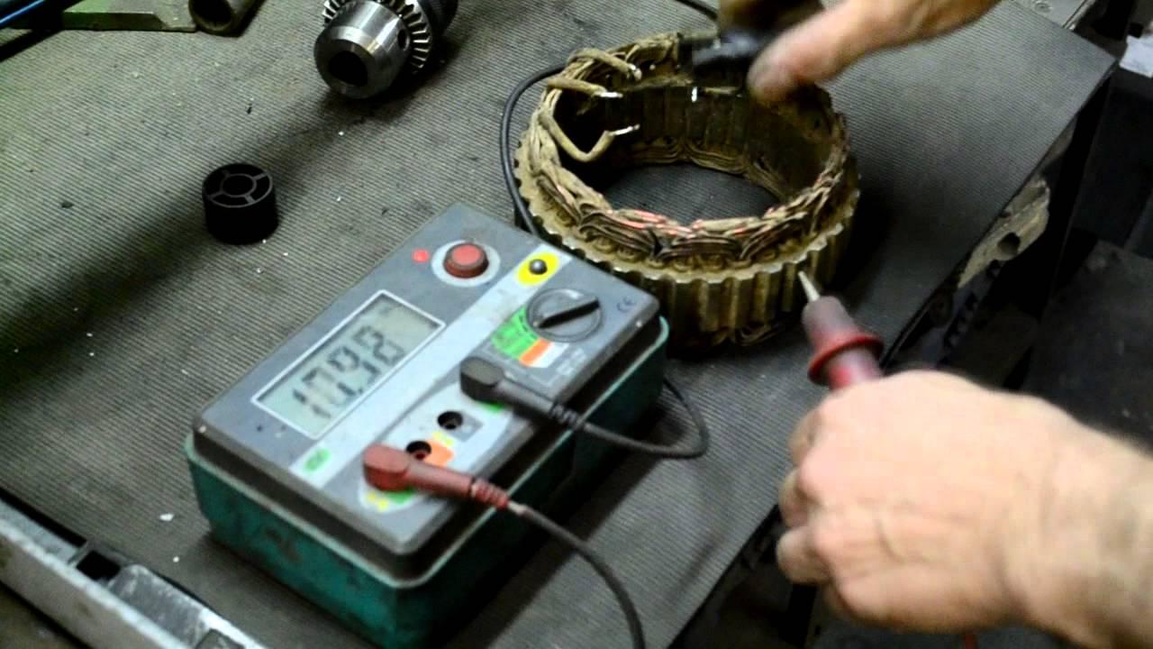 Проверка и ремонт генератора своими руками