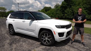 Is the ALL NEW 2021 Jeep Grand Cherokee L a 3-Row SUV worth the PRICE?