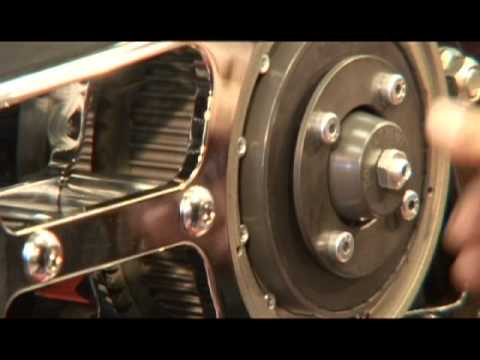how to install a bdl belt drive