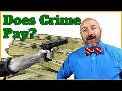 10 Illegal Jobs to Get Rich Quick [Crime Does Pay]