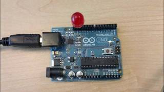 Arduino: Lesson 1 - Blinking an LED