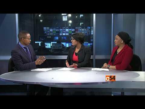 Salem Solomon and Maryam Dauda on life for women in Africa