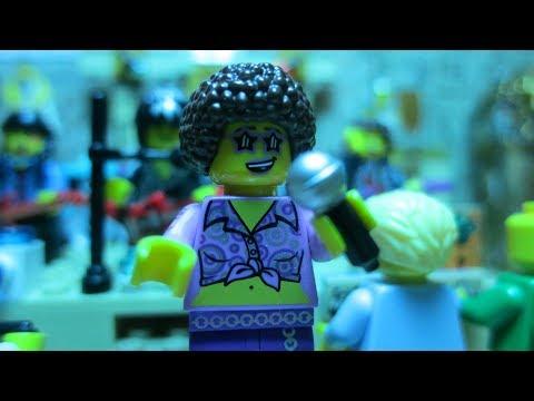 Vantage Point -Tutankhamun - Lego Brick Film