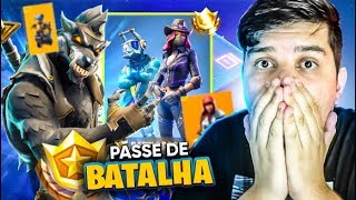 I BOUGHT THE NEW BATTLE PASS FOR SEASON 6 AT FORTNITE ‹ JUAUM ›