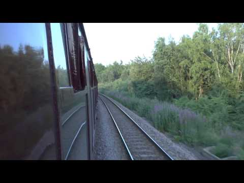 Scarborough Spa Express Bash Wakefield to York