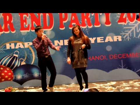 SAMSUNG SDS VN -YEAR END PARTY 2014 - SUPPORT TEAM