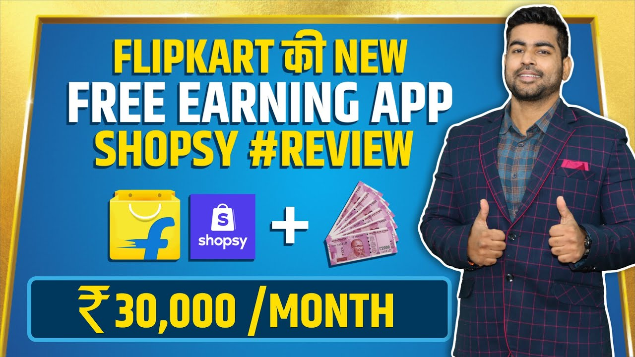 Earn 30k/Month? | Shopsy - Free Earning App by Flipkart | Free Online Business | Praveen Dilliwala