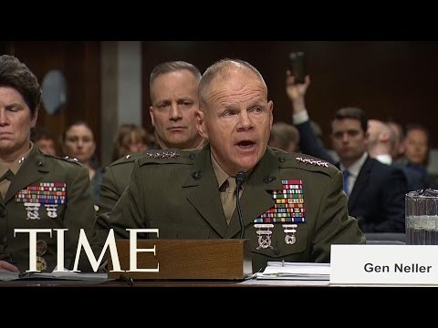 Top Marine Leader Vows To Hold Corps Members Accountable After Nude Photos Scandal | TIME