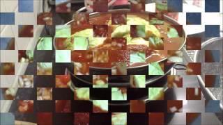 Masak Couscous