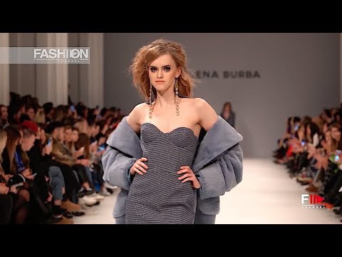 ELENA BURBA Fall 2018 2019 Ukrainian FW - Fashion Channel