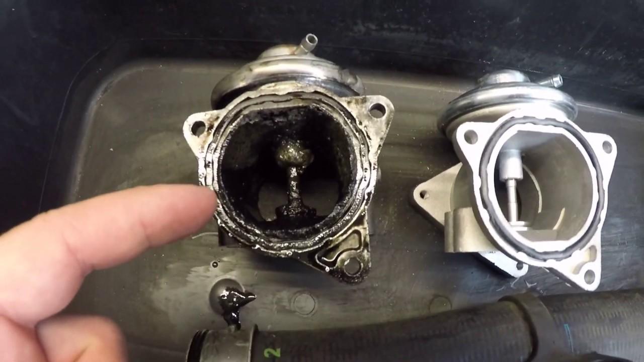 Download VW/Skoda/Audi/Seat 1.9 TDI AGR Ventil wechseln (P0401) II Replace EGR valve DIY