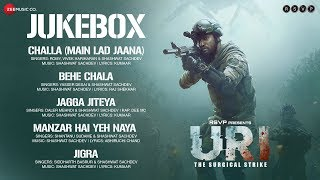 URI - The Surgical Strike Jukebox Vicky Kaushal Yami Gautam Shashwat S Aditya D