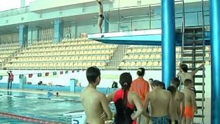 В Днепропетровске открылся лагерь, в котором дети осваивают новые виды спорта