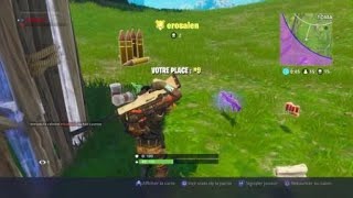 Fortnite controller bug when I get to play