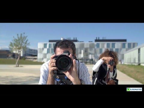 Entre Colmar à Genève, pause photo à l'école polytechnique de Lausanne | Master Tour, épisode 3