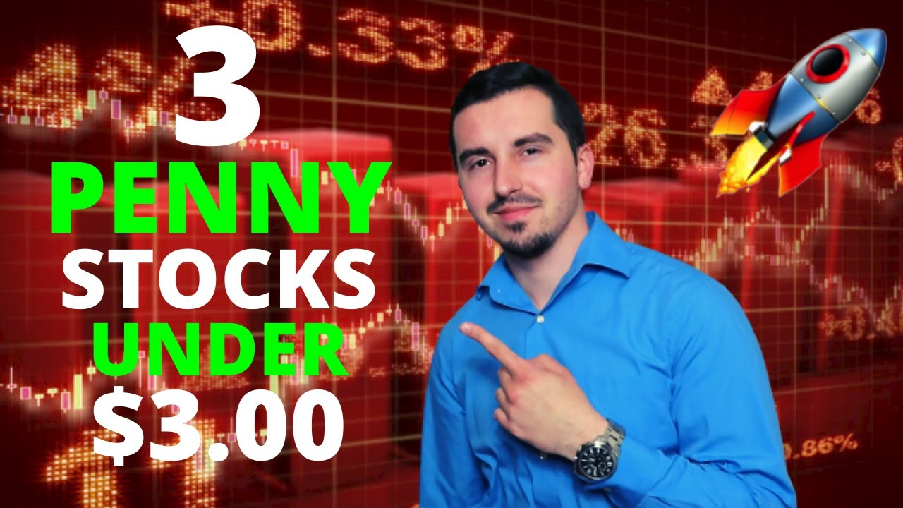 Download 3 Penny Stocks To Buy NOW!?   Under $3.00   HUGE Upside Potential   🚀