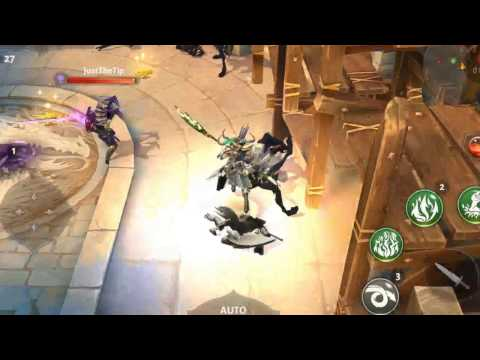 Dungeon Hunter 5 Android, IOS, Windows