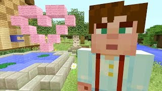Minecraft Xbox - My Story Mode House - My Lovely Garden