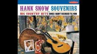 HANK SNOW - I CARE NO MORE (1961)