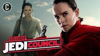 Rey's Origins Confirmed? - Jedi Council