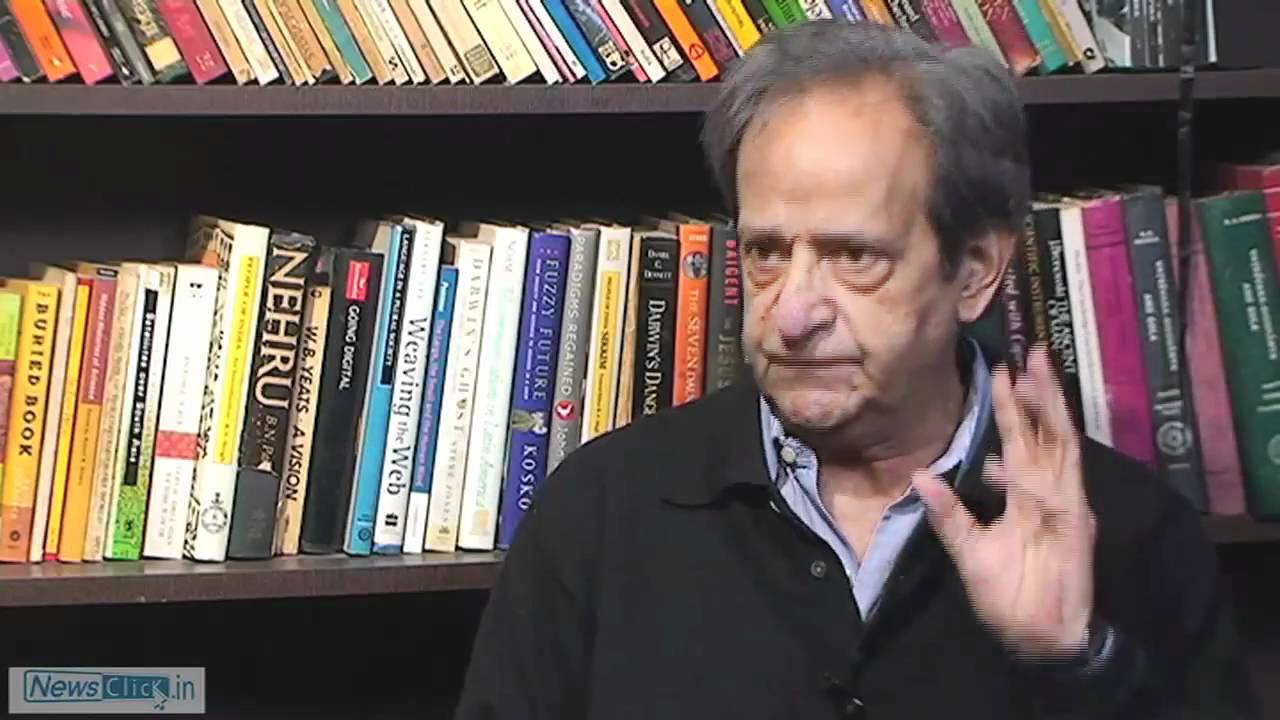 Prof. Aijaz Ahmad on the Tunisian uprising and other political developments - Part I - YouTube