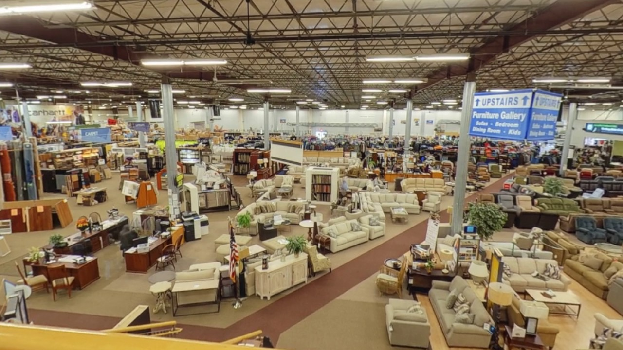 Flemington Department Store Flemington Nj Furniture Store Youtube