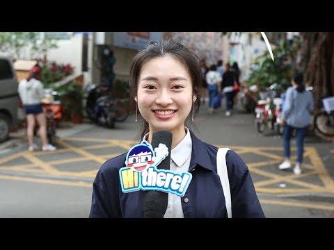 【Hithere】歪国男生在中国究竟有多受欢迎?答案全程高能...