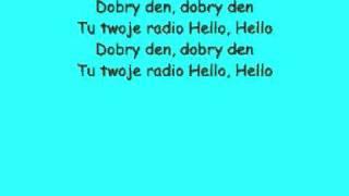 Enej Radio Helo Lyrics