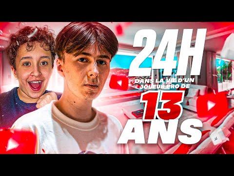 24h dans la vie d'un Joueur Pro de 13 ans avec Migon