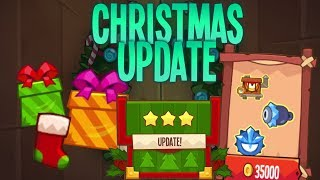 CHRISTMAS UPDATE!   King of Thieves   ToxicBark