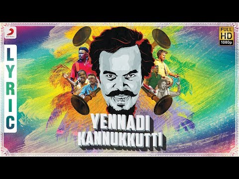 Yennadi Kannukkutti Lyric Video Tamil  Anthony Daasan  Latest Tamil Hits