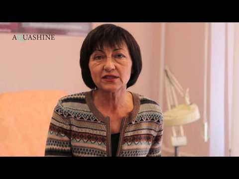Отзыв о препарате Aquashine Елены Савченко [ FloSal ]