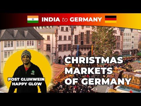 Germany: Frankfurt's X-Mas Market of Romer