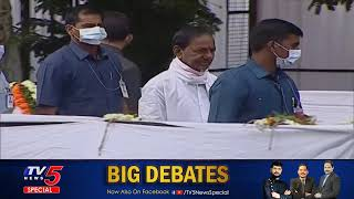 CM KCR LIVE: Telangana Formation Day Celebrations LIVE | Telangana 6th Anniversary | TV5 LIV