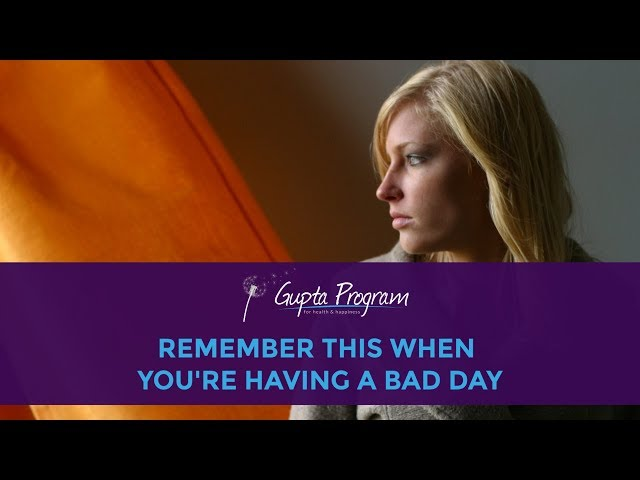 Remember This When You Are Having A Bad Day | CFS Fibromyalgia MCS EHS Inspiration |
