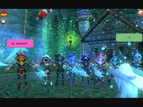 wizard101 how to get visionary crafter