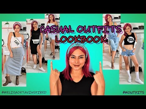 CASUAL OUTFIT IDEAS 2019 | LOOKBOOK EP.5 3