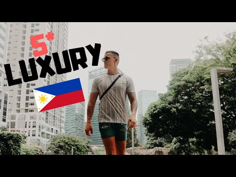 5* LUXURY Apartment in Manila!!! British Couple SHOCKED at Cheap Luxury in the Philippines!!!