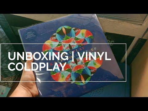 Download Unboxing - Vinyl Coldplay Album Kaleidoscope EP